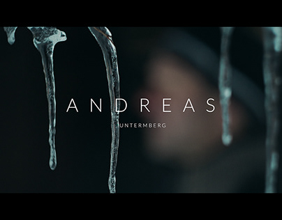 'ANDREAS' - artist under the mountain