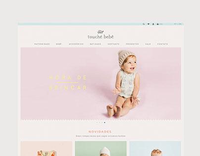 Touché Bebê | Web