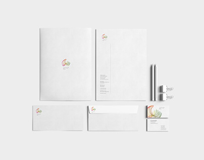 LiftUp group - corporate identity