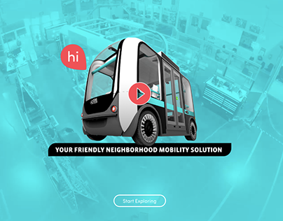 Olli Website - Design & Dev