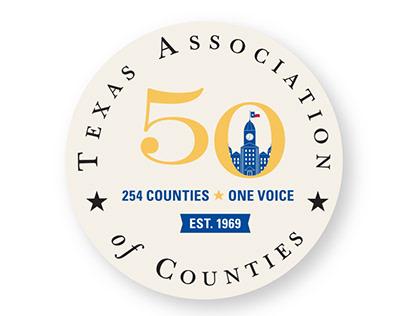 Logo Design: 50th anniversary