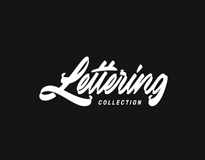 Lettering Collection Vol. 2