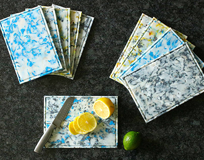 POLY   Recycled Plastic Cutting Board