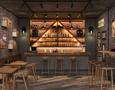Beer Pub design
