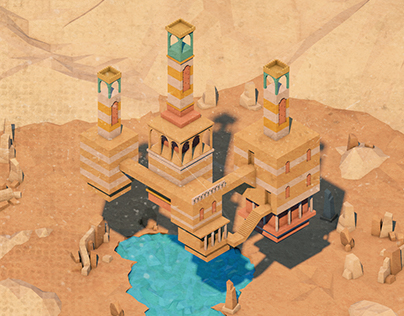 Desert Blocks
