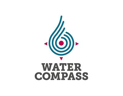 Water Compass Logo