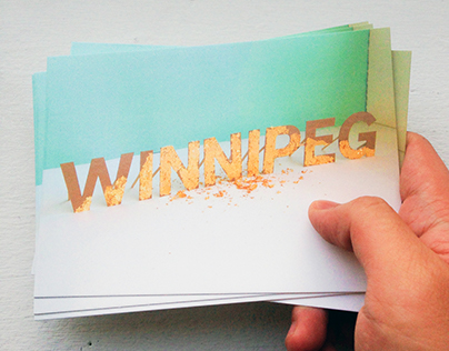 Winnipeg Postcard