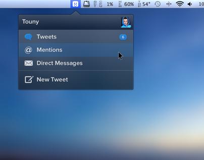 Tweetbot pour OS X
