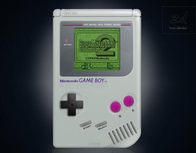 Game Boy 2d