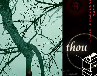 I and Thou [tribute to Martin Buber]