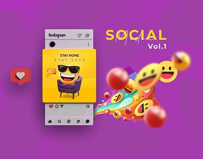 SOCIAL MEDIA Vol.1