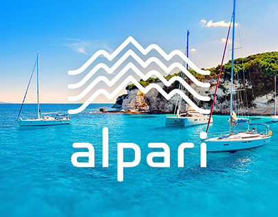 Alpari landing page