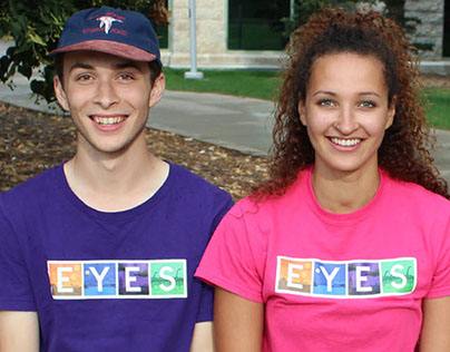 EYES T-Shirt Design