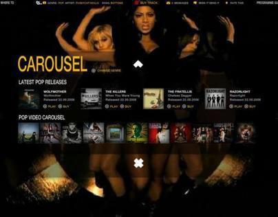 Universal Music Portal Prototype