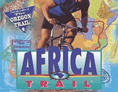 Africa Trail Intro Remake