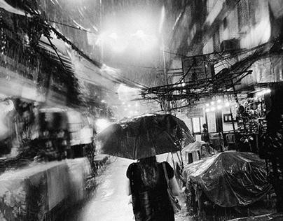 Monsoon in Kolkata