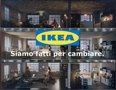"""IKEA ITALIA - TVC 30"""""""