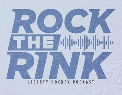 Liberty Hockey Podcast Cover Art