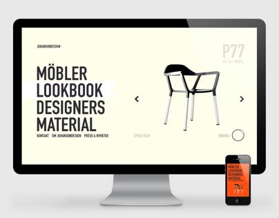 Johanson Design // W E B
