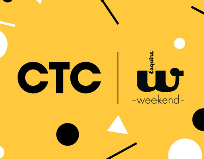 ESQUIRE WEEKEND&CTC