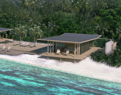 Marshall Islands Resort Concept