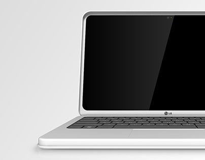 Pebble laptop