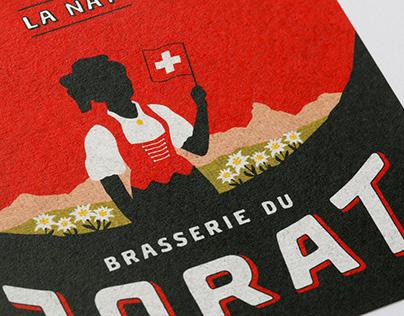 La Nati - Brasserie du Jorat