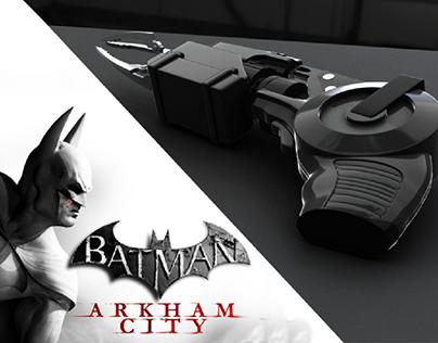 BATCLAW modeling from batman arkham games