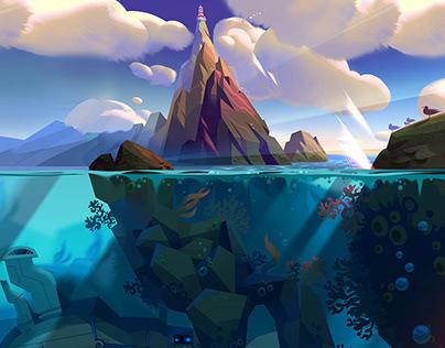 "Animated series ""SOBEZ""Studio ""Parovoz"""