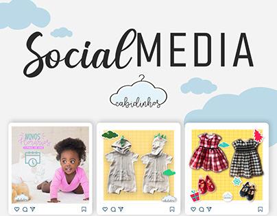 Social Media | Cabidinhos