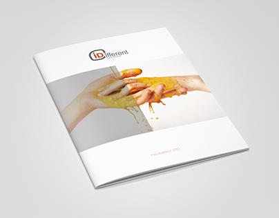 Nouvelle brochure de l'agence