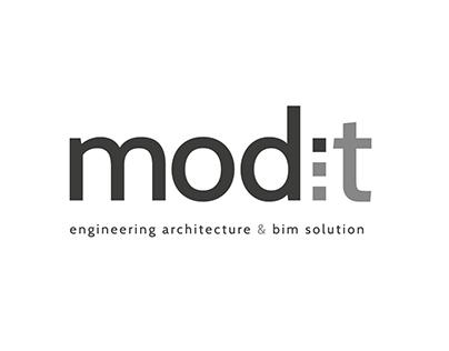 Modit - Restyling logo 1