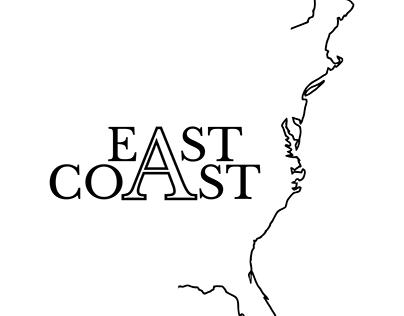 East Coast Poster