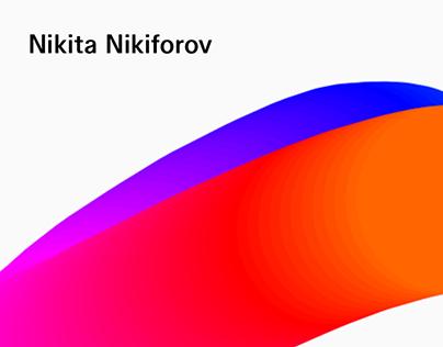 Nikita Nikiforov – Personal Experimental Space