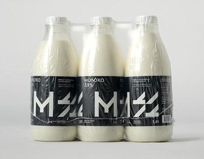 Lactose-free milk for Cheburashkini Brothers
