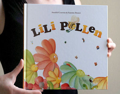 Lili Pollen Children Book