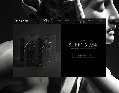 MALANI - Web Design