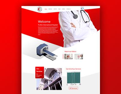 Misr International Hospital Design & Development
