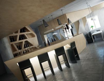Kafe-bar