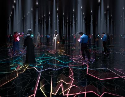 Expo 2020 Dubai - TODO Studio - UX/Interaction Design