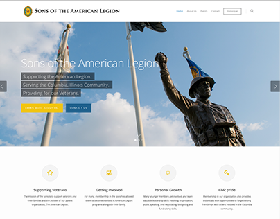 Sons of the American Legion Website