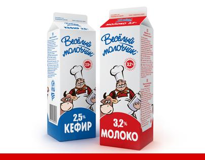 Сheerful Milkman