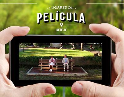 Netflix - LUGARES DE PELÍCULA.