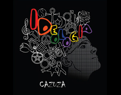 Cazuza's cd redesign