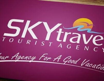 Logo & Busines card Design for Travel Agency