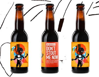 Ninkasi Beer Packaging