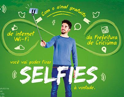Prefeitura de Criciúma - Wifi