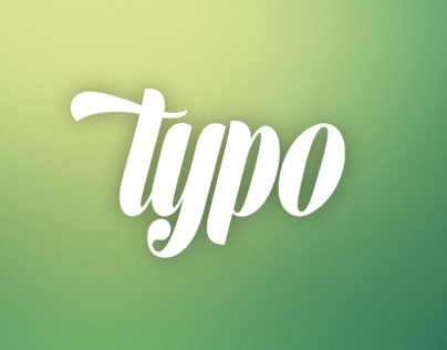 Typography 2011 - 2013