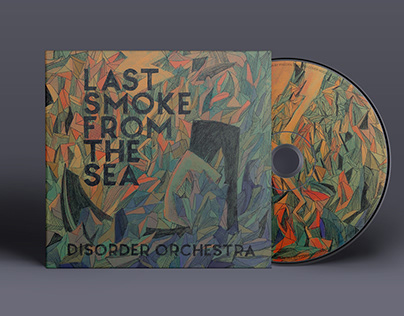 Illustrations for the EP CD cover