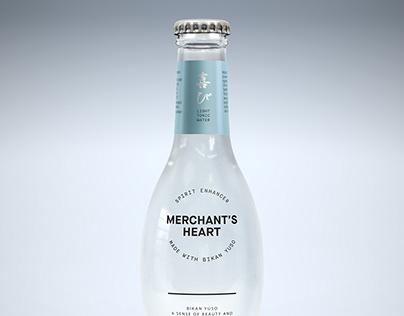Merchant's Heart Tonic Water